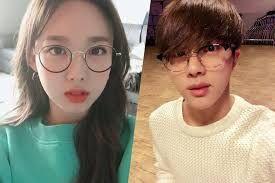 Cute Korean Dramas Glasses In 2020 Glasses Idol Kpop