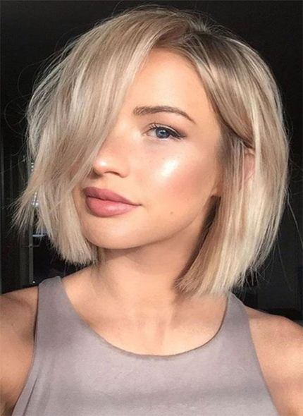 35 Ideas To Styles Your Medium Length Hairs Short Hairstyles For