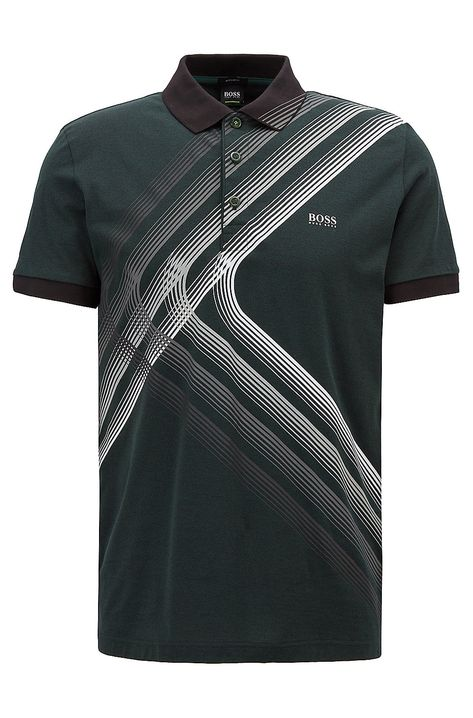 c7adaa4ffb Polo regular fit con stampa