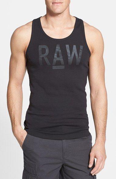 Promo-Codes süß verkauf usa online G-Star Raw 'Terrams' Tank Top available at #Nordstrom | Mens ...
