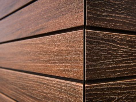 Fassade Aus Wpc Naturinform Rhombus Fassade Fassade Fassadenverkleidung Holzoptik