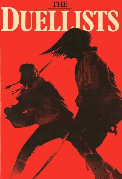 The Duellists, 1977, Ridley Scott, Joseph Conrad short story, The Duel,  Keith Carradine, Harvey Keitel, Albert Finney, Edward Fox, Cristina Raines,  ...
