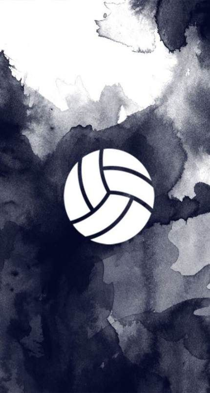 47 Ideas Sport Drawing Volleyball For 2019 Volleyball Wallpaper Volleyball Drawing Volleyball Backgrounds