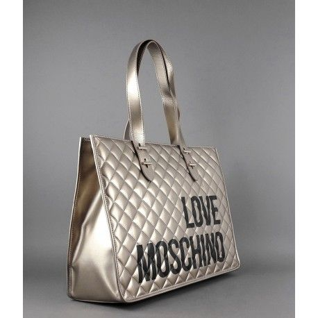Bags Love Moschino FW 2020   Borse, Moschino, Platino