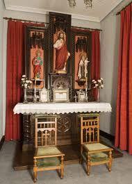 Resultado De Imagen Para Oratorios En Casa Casas Iglesia
