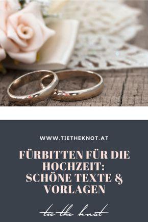 Fürbitten Für Die Hochzeit Tipps Und Vorlagen Für Die Messe