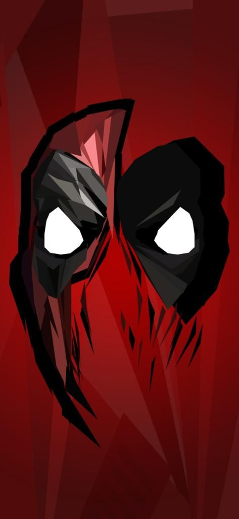 Iphone X Hd Wallpaper Deadpool Artwork Deadpool Artwork