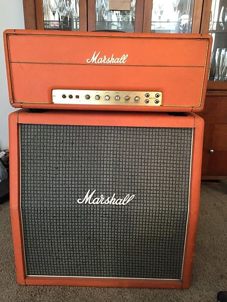 Marshall Major Amps are rare considering that only between 250 and