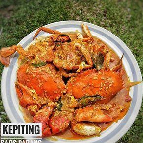 Kepiting Saos Padang Resep Masakan Makanan Dan Minuman Resep Seafood