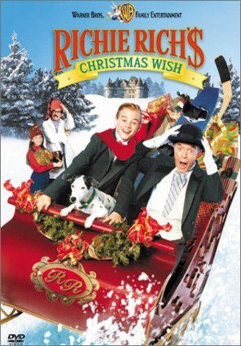 Richie Rich S Christmas Wish Dvd 1998 Region 1 Us Import Ntsc Christmas Movies Richie Rich Full Movies Online Free
