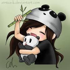 Resultado De Imagem Para Pandinhas Fofos Arte De Panda
