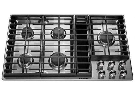 Abt Com Kitchenaid Kcgd506gss Downdraft Cooktop Cooktop Kitchen Aid