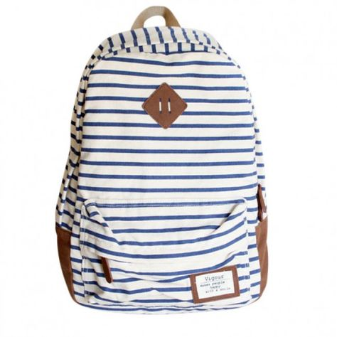 I am so happy to find the Summer Striped Leisure Canvas Backpack from  ByGoods.com. I like it  3!Do you like it 83e1a5ea7cad3