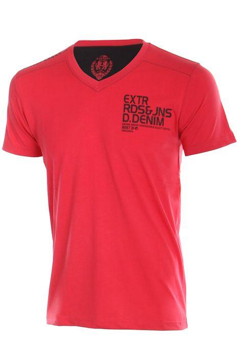 Pánské sportovní tričko s krátkým rukávem a nápisem - koupit online na  Glara.cz  glara  fashion  trička  tricka  pánskátrička  panskatricka 01fc0d41cb