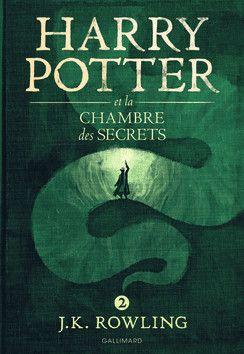 Harry Potter et la Chambre des Secrets - Gallimard Jeunesse (2016)