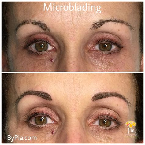 microblading Fierce Brows! -...