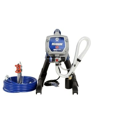 Graco Magnum X5 Airless Paint Sprayer 262800 The Home Depot Paint Sprayer Sprayers Graco