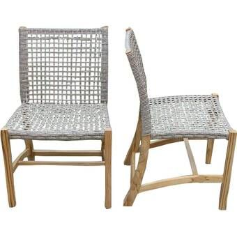 Noran Patio Dining Chair Hailey In 2019 Patio Dining Chairs