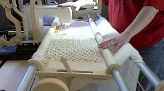Awesome, found a site to create a quilting frame that lets you use ... : homemade quilting frame - Adamdwight.com