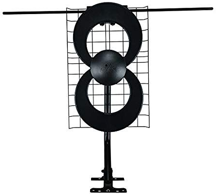 Amazon Com Clearstream 2v Indoor Outdoor Hdtv Antenna With Mount 60 Mile Range Antennas Direct Hom Outdoor Tv Antenna Best Outdoor Tv Antenna Hdtv Antenna
