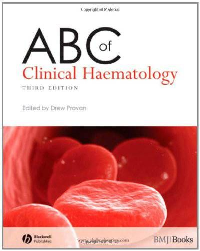 Ebook Abc Of Clinical Haematology 3rd Edition Free Download Pdf Estudos