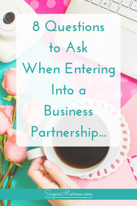 8 Things to Consider When Entering Into a Business Partnership