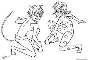 Print Miraculous Tales Of Ladybug Cat Noir Kids Coloring Pages Ladybug Coloring Page Disney Coloring Pages Cartoon Coloring Pages