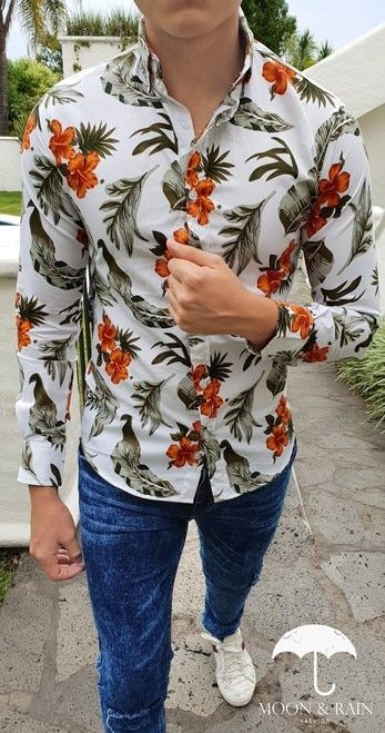 Pin On Floral Shirts