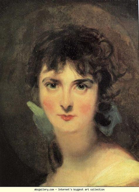 Sir Thomas Lawrence. Sarah Martha (Sally) Siddons (1775-1803).