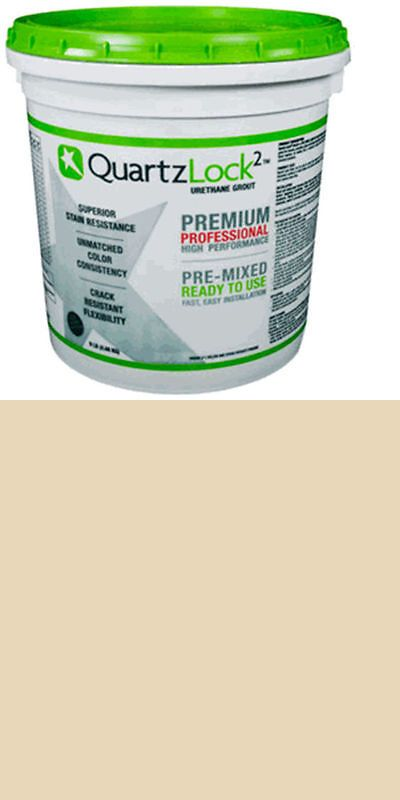 Grout Glue And Substrates 162080 Starquartz Quartzlock2 Urethane Grout Mushroom 224 9 Lb Unit Buy It Now Only 78 On Ebay Grou Substrate Grout Glue