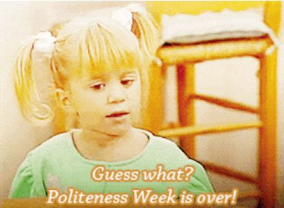 """17 Times Michelle Tanner Was The Ultimate #GIRLBOSS #refinery29  http://www.refinery29.com/michelle-tanner-full-house-quotes#slide-3  When Stephanie wouldn't let her have a cupcake, even though she asked politely.Sometimes, """"please"""" only gets you so far."""