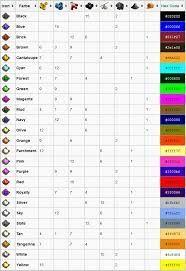 Bildergebnis Fur Acryl Farben Mischen Tabelle Farben Mischen