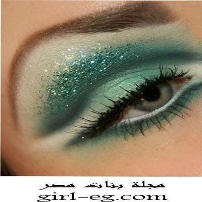 نتيجة بحث الصور عن مكياج اخضر Green Makeup Artistry Makeup Makeup