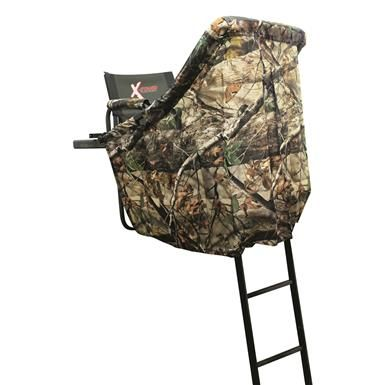 X Stand Single Person Ladder Stand Blind Ladder Stands Tree Stand Accessories Blinds