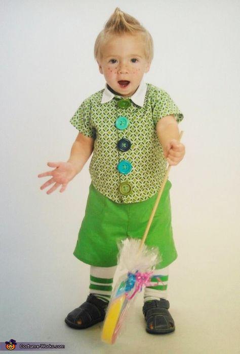 Lollipop Guild Munchkin - Halloween Costume Contest