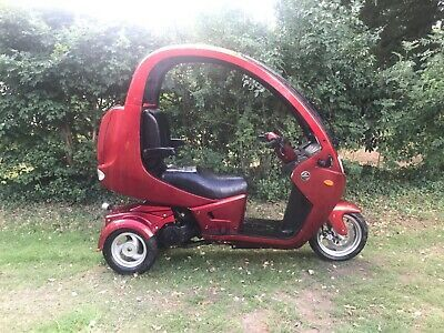 For Sale Palmo T150 Windscreen Roof Trike Scooter In 2020 Trike Scooter Trike Scooters For Sale