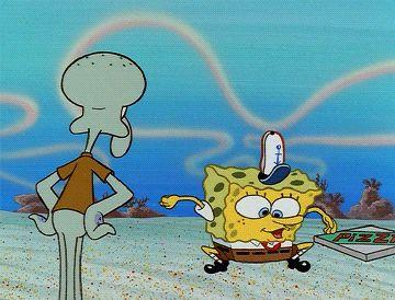 Spongebob Squarepants Hilarious Gifs