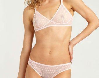 Sheer Panties Model Png