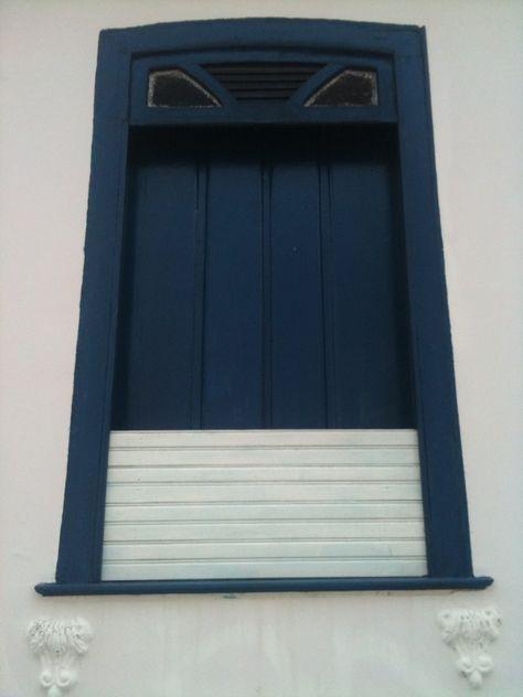 Window from Caravelas