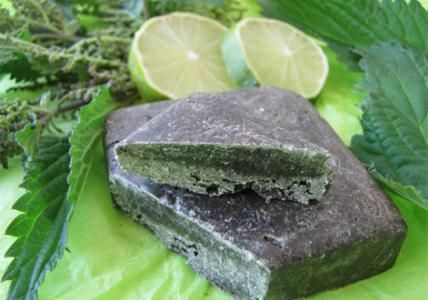 Recette : Shampooing solide Green garden pour cheveux gras - Aroma-Zone
