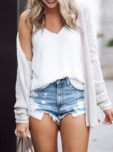 18 Super Cheap Cardigan Fall Outfit Ideas to Try - Style Spacez