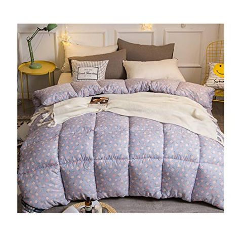 Chaick Winter Four Seasons Quilted Comforter Duvet Insert Set