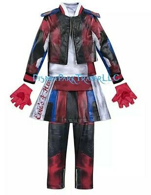 Sponsored Ebay Disney Parks Disney Descendants 3 Evie Halloween Costume Size 4 Disfraz De Mal Descendientes Disfraces Para Niños Fotos De Los Descendientes