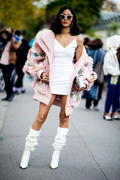 Part six: The best street style looks from Paris Fashion Week, Buro Buro