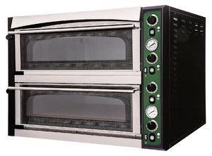 Gp Profesjonalny Piec Do Pizzy 2 Komorowy 6x35 Optima66l Gastroprodukt Toaster Oven Kitchen Appliances Oven