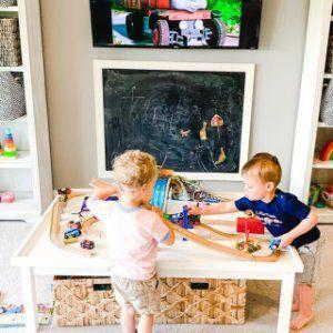 Carolina Grow With You Activity Table Kids Activity Table