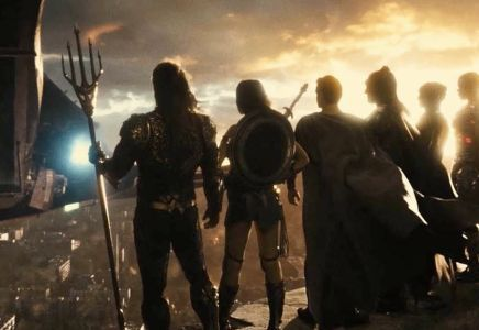 Zack Snyder S Justice League Justice Is Gray Now Streaming On Hbo Max In 2021 Justice League Trailer Justice League League Of Heroes
