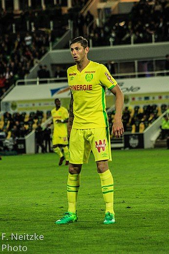 Emiliano Sala Received A High Volume Of Edits On January 21 2019 At 11 54pm Sala