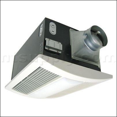 Panasonic Bathroom Fans With Light Bathroom Exhaust Fan