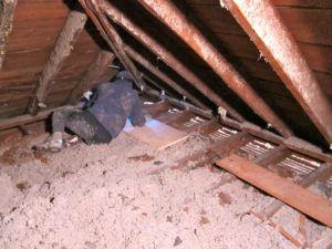 Insulating Attic Ceiling Old House Attic Insulation Attic